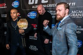 Presentación velada MMA UFC