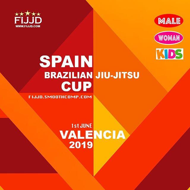 Copa España Jiu Jitsu