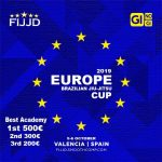 Copa Europa FIJJD